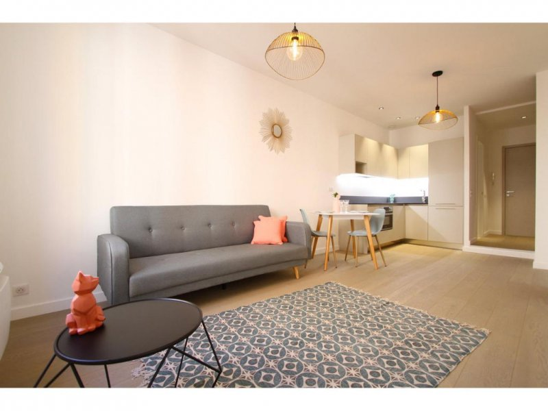 Appartement Nice, 38 m², 265 000